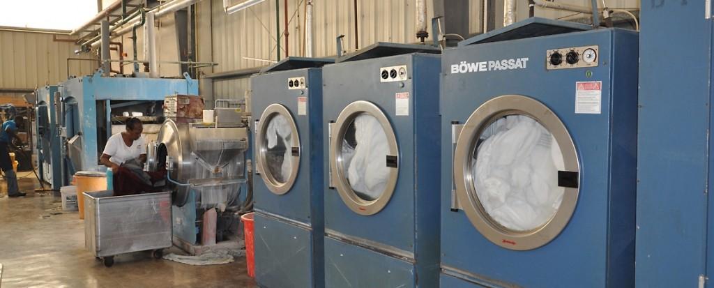 Bonaire-laundry
