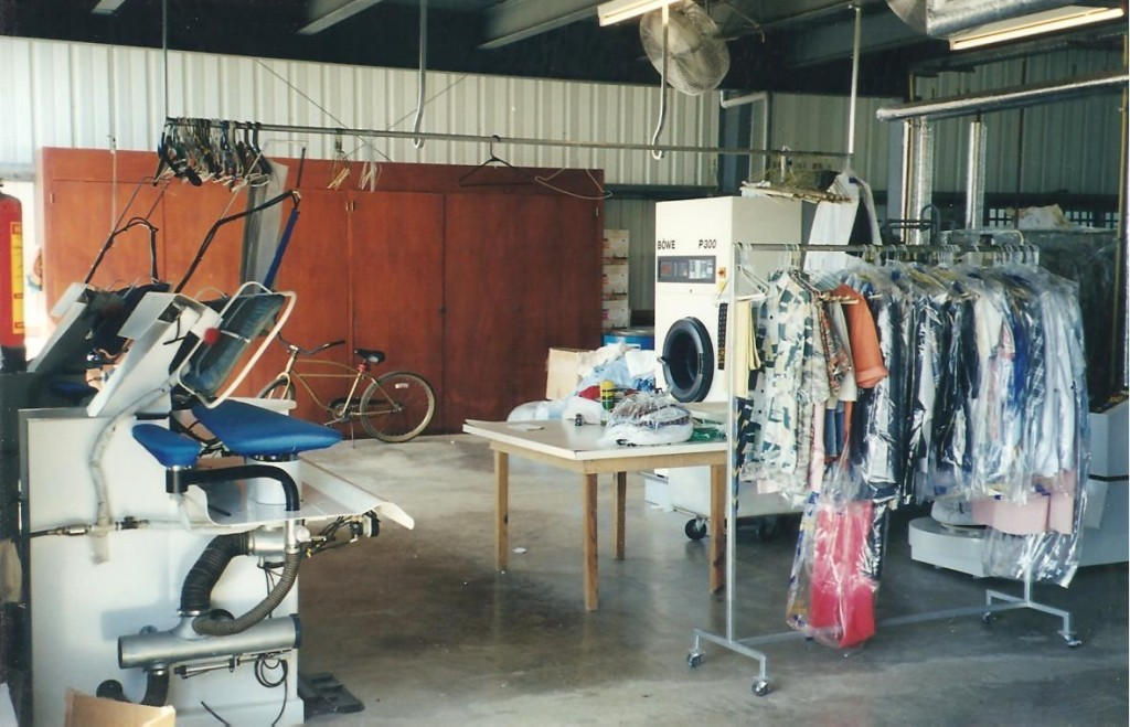 Caribbean Laundry